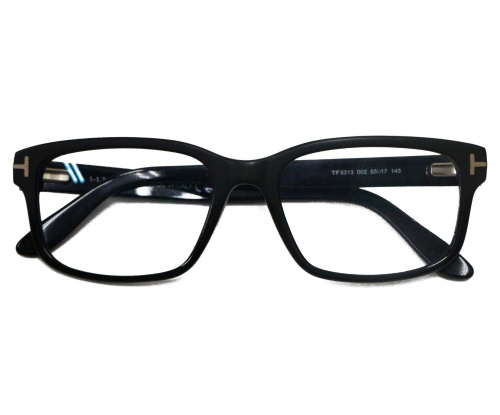 TOM FORD(トム フォード)TOM FORD (トム フォード) 眼鏡 ブラック TF5313-002の古着・服飾アイテム