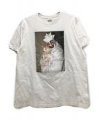 ()の古着「リーバウリーTシャツ」|ホワイト