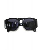 ()の古着「ココマークサングラス」|ブラック
