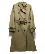 OLD ENGLAND(オールドイングランド)の古着「ライナー付トレンチコート」 ベージュ