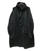 古着(フルギ)の古着「M-64モッズコ-ト」|ブラック