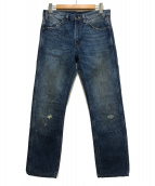 ()の古着「606デニムパンツ」|インディゴ