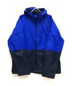 ()の古着「ロアンマウンテンジャケット」 ブルー