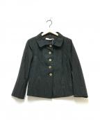 RED VALENTINO()の古着「ジャケット」|ブラック