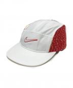 SUPREME×NIKE(シュプリーム×ナイキ)の古着「Boucle Running Hat」