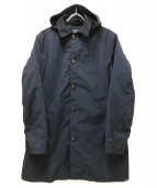 POLO RALPH LAUREN(ポロ・ラルフローレン)の古着「ライナー付ステンカラーコート」|ネイビー