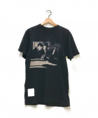 THE INOUE BROTHERS(イノウエブラザーズ)の古着「半袖Tシャツ」 ブラック