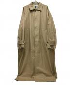 FACETASM(ファセッタズム)の古着「COVER YOUR STYLE COAT」|ベージュ