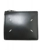 ()の古着「2つ折り財布」 ブラック