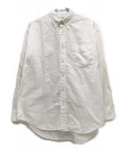 ()の古着「オックスフォードBDシャツ」 ホワイト