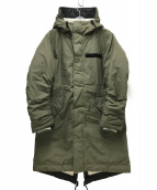NIKE(ナイキ)の古着「NSW SYNTHETIC FILL PARKA」|カーキ