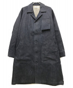 JOHNBULL(ジョンブル)の古着「ワークコート」|インディゴ