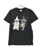 Supreme×Undercover(シュプリーム×アンダーカバー)の古着「Tシャツ」|ブラック