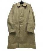 MACKINTOSH()の古着「ステンカラーコート」|ベージュ
