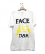 FACETASM(ファセッタズム)の古着「BIG TEE SHIRT」 ホワイト