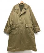 PUBLIC TOKYO(パブリックトウキョウ)の古着「バルマカーンコート」|ベージュ