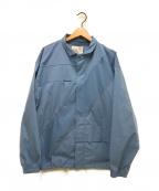 SSZ×GONZO COUNTRY(エスエスズィー×ゴンゾカントリー)の古着「コーチジャケット」|ブルー