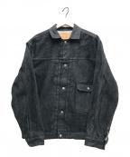 BONCOURA(ボンクラ)の古着「1st Gジャン」|ブラック
