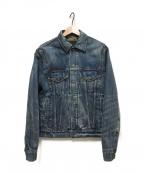 Denim & Supply Ralph Lauren(デニム&サプライ ラルフローレン)の古着「キルティング裏地デニムジャケット」|インディゴ