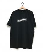 NEIGHBORHOOD()の古着「ロドディストーションTシャツ」|ブラック