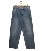 Carhartt WIP(カーハートダブリューアイピー)の古着「W ARMANDA PANT」 インディゴ