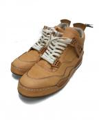 HENDER SCHEME()の古着「manual industrial products-10」 ブラウン