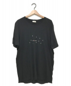 Saint Laurent Paris(サンローランパリ)の古着「Tシャツ」|ブラック
