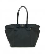 LANVIN en Bleu(ランバンオンブルー)の古着「トートバッグ」 ブラック