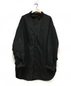 Porter Classic()の古着「ウェザーコート」|ブラック