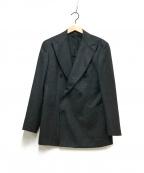 TAGLIATORE(タリアトーレ)の古着「ダブルジャケット」|ブラック