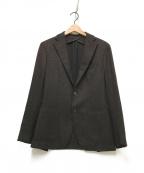 TAGLIATORE(タリアトーレ)の古着「テーラードジャケット」|ブラウン