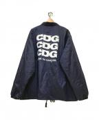 CDG(シーディージー)の古着「コーチジャケット」 ネイビー