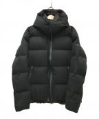 DESCENTE ALLTERRAIN(デザイント オルテライン)の古着「水沢ダウンジャケット」|ブラック