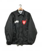 HUMAN MADE(ヒューマンメイド)の古着「コーチジャケット」|ブラック