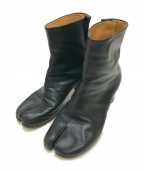 Maison Margiela 22(メゾンマルジェラ 22)の古着「Tabiブーツ」 ブラック