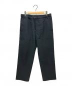 OAMC(オーエーエムシー)の古着「DRAWCORD PANT WOVEN」|ブラック