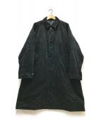 ()の古着「コーデュロイイージーコート」|ブラック