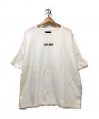 NUMBER (N)INE(ナンバーナイン)の古着「プリントTシャツ」 ホワイト