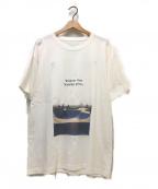 Seagreen(シーグリーン)の古着「Tシャツ」|ホワイト