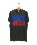 DSQUARED2(ディースクエアード)の古着「グラフィックTシャツ」|ブラック