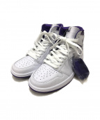 NIKE(ナイキ)の古着「Court Purple」|ホワイト×パープル