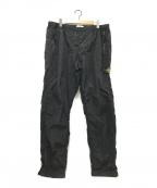 STONE ISLAND(|ストーンアイランド)の古着「NYLON METAL PANTS」|ブラック