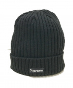 SUPREME(シュプリーム)の古着「ボックスロゴビーニー」 ブラック