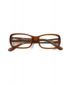 ()の古着「眼鏡」|ブラウン