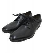 ()の古着「ギルモアレース/レザーシューズ/革靴」 ブラック