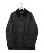 Barbour()の古着「BEDALE SLジャケット」|ブラック