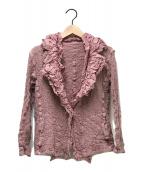 ()の古着「カリフラワージャケット」|ピンク