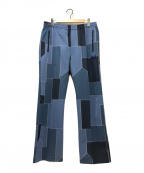 Needles(ニードルス)の古着「TRACK PANT」|ブルー