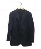 TAGLIATORE(タリアトーレ)の古着「モンテカルロ2Bジャケット」|ネイビー