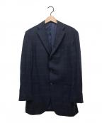 RING JACKET(リングジャケット)の古着「段返り3Bジャケット」|ネイビー